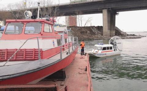 14-летняя сибирячка упала с моста в Обь