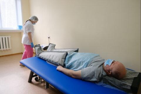 Областной госпиталь №2 в Новосибирске получил новое оборудование