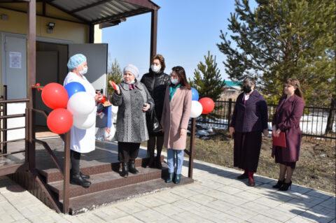 В Тогучинском районе Новосибирской области начали работу два новых ФАПа
