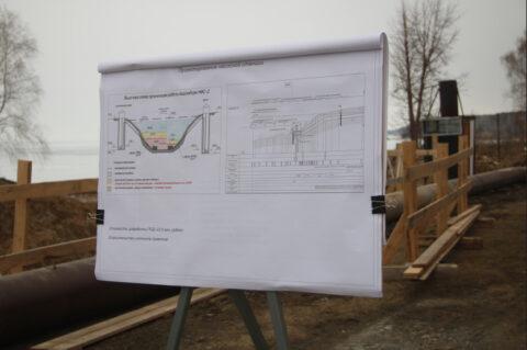 В Бердске строят новый водозабор
