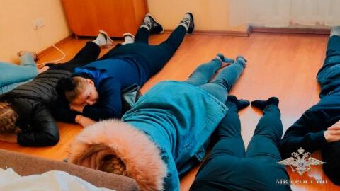 Полиция Новосибирска задержала телефонных мошенников
