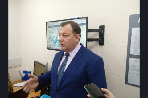 В Новосибирской области за общественным транспортом будет следить искусственный интеллект