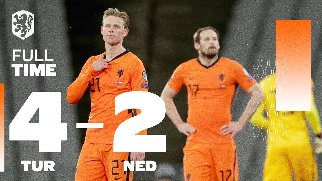 Почему в Голландии не верят в успех родной сборной с Франком де Буром?