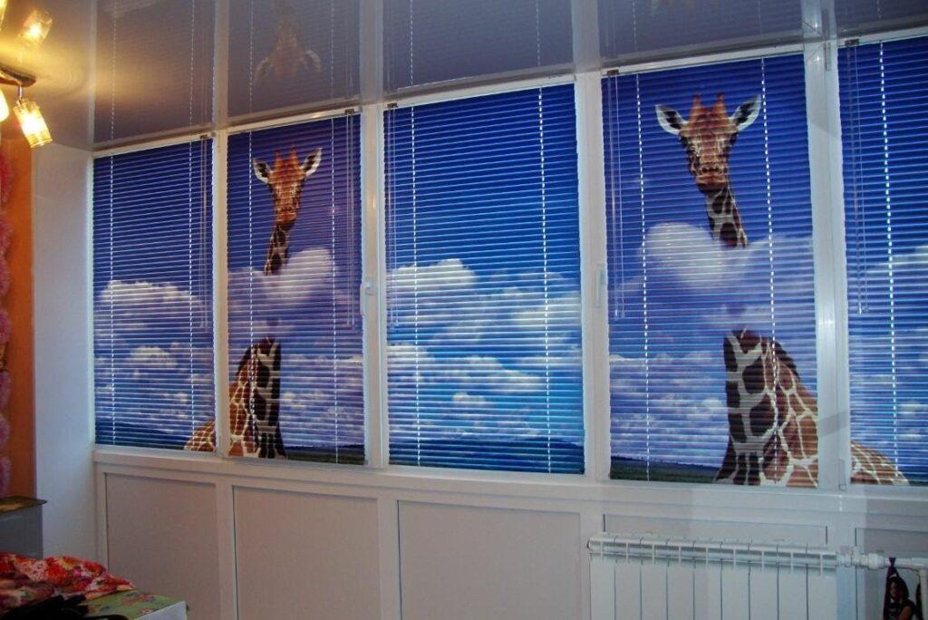 Нюансы выбора жалюзи в детскую комнату