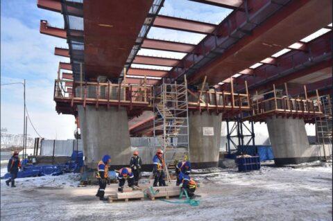 На строительство четвертого моста Новосибирская область получит 1, 4 млрд. рублей