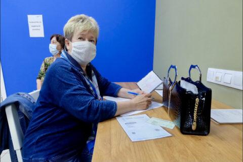 В Новосибирске в торговых центрах открылись еще два пункта вакцинации