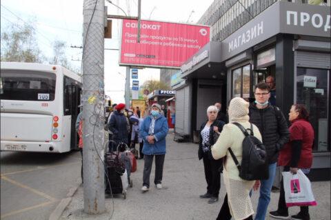 В Новосибирске пассажиру без маски отказали в проезде