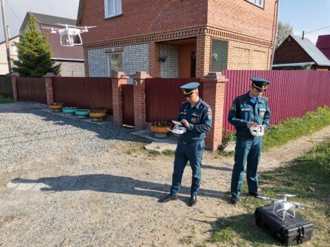 Дачников Новосибирска предупреждают об угрозе подтопления