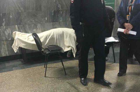 В Новосибирске на станции «Речной вокзал» скончалась женщина