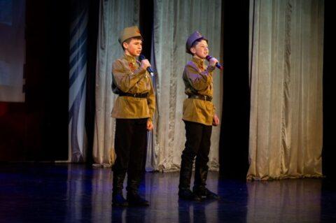 В Кировском районе Новосибирска прозвучали песни военных лет