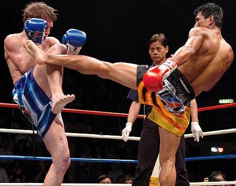 Секреты тайского бокса от профессионалов