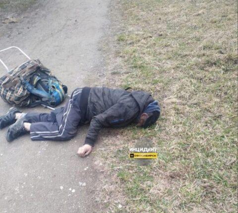 Под Новосибирском в СНТ «Ранетка» найден труп мужчины