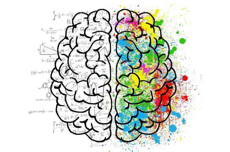Связи между мозгом означают, что некоторым людям не хватает визуальных образов