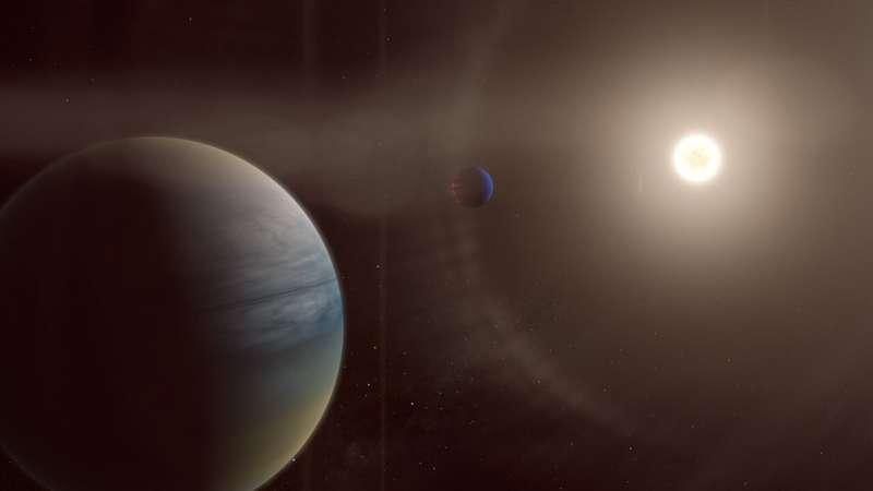Гражданские ученые обнаружили две газообразные планеты вокруг яркой звезды, похожей на Солнце