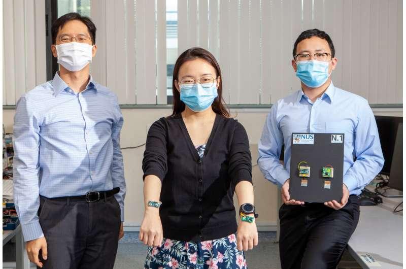 Новый подход к беспроводному питанию носимых устройств