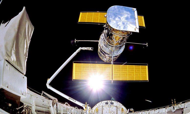 Компьютер космического телескопа Хаббл все еще не работает