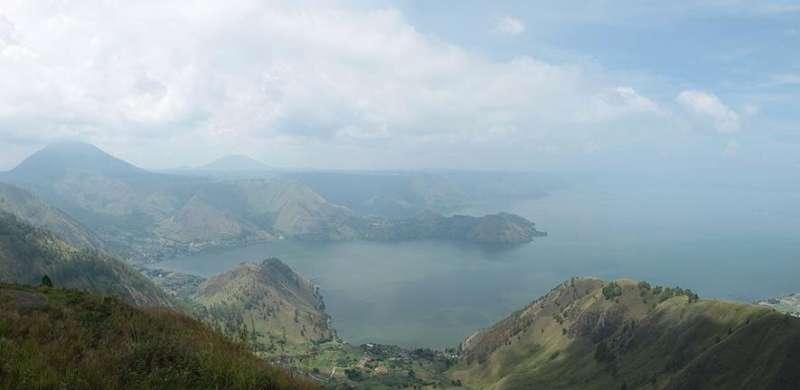 Древние люди были защищены от наихудших последствий извержения вулкана