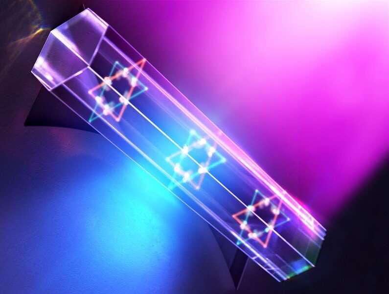 Квантовый лазер превращает потерю энергии в выигрыш