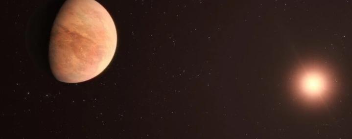 В соседней планетной системе может быть обитаемая суперземля