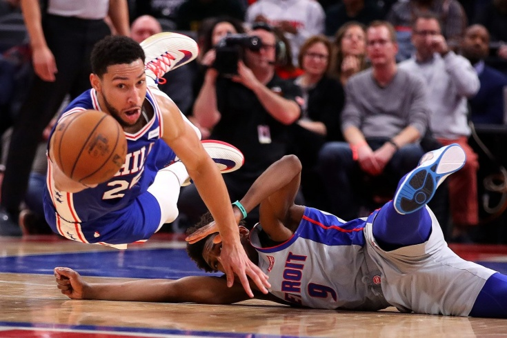 «Филадельфия» отказывается от баскетболиста Бена Симмонса