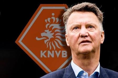 Луи ван Гал в третий раз возглавил сборную Нидерландов